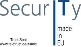IT-Security made in EU Logo